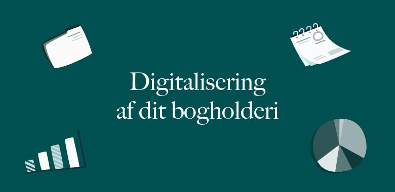 Digitalisering af dit bogholderi